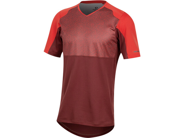 PEARL iZUMi Launch Maillot Hombre, torch red/russet static